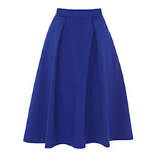Buy Coast Dionysus Skirt, Cobalt Online at johnlewis.com