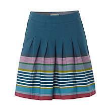 Buy White Stuff Emma Stripe Beach Skirt, Multi Online at johnlewis.com