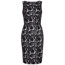 Buy Damsel in a dress Bronte Lace Dress, Black Online at johnlewis.com