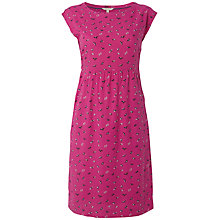 Buy White Stuff Fiesta Dress, Hibiscus Pink Online at johnlewis.com