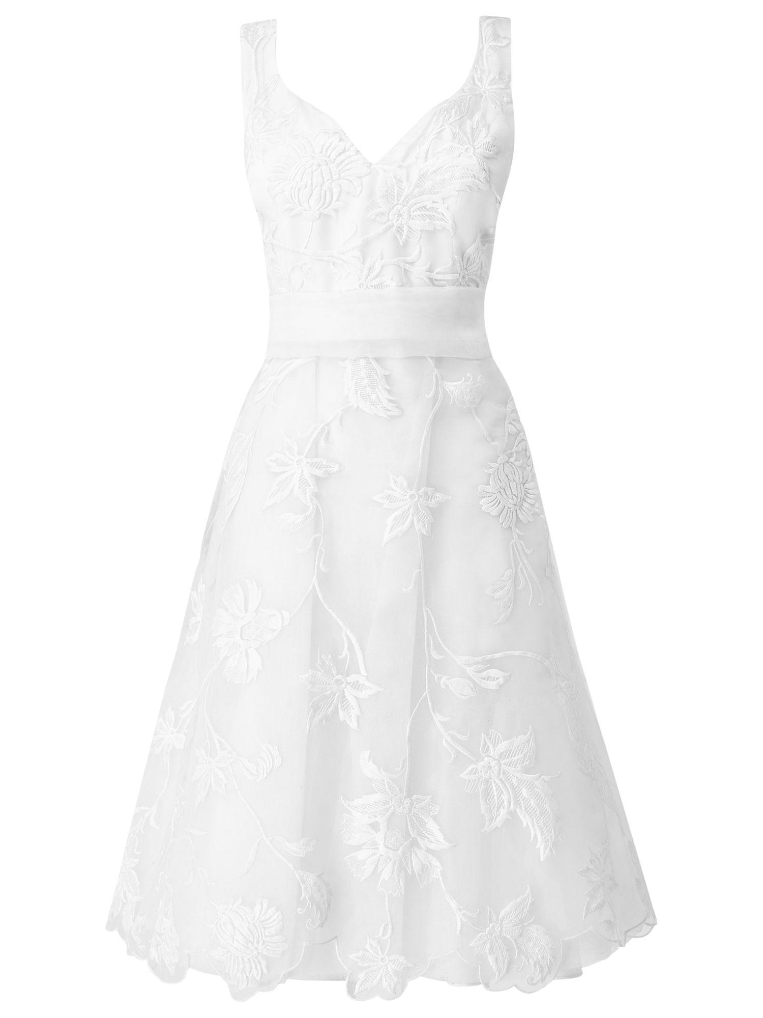 Phase eight isadora wedding dress ivory for John lewis wedding dresses