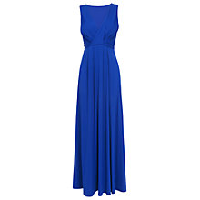 Buy Phase Eight Abby Maxi Dress, Periwinkle Online at johnlewis.com