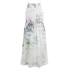 Buy Mint Velvet Summer Trapeze Dress, Multi Online at johnlewis.com