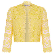 Buy Damsel in a dress Angel Fall Jacket, Yellow Online at johnlewis.com