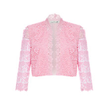 Buy Damsel in a dress Angel Fall Jacket, Pink Online at johnlewis.com