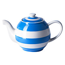 Buy Cornishware Teapot, 500ml Online at johnlewis.com