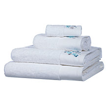 Buy John Lewis Little Eden Embroidery Towels Online at johnlewis.com