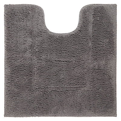 John Lewis Deep Pile Pedestal Mat