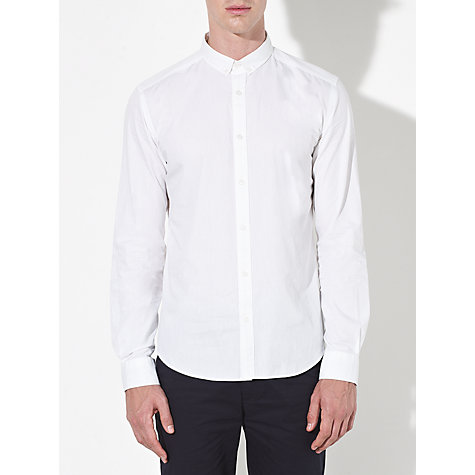 Buy Kin by John Lewis Button Down Poplin Shirt Online at johnlewis.com