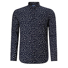 Buy John Lewis Long Sleeve Leaf & Vine Print Shirt Online at johnlewis.com