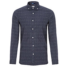 Buy Kin by John Lewis Kinetic Spot Print Shirt Online at johnlewis.com