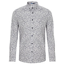 Buy Kin by John Lewis Pixel Print Shirt Online at johnlewis.com