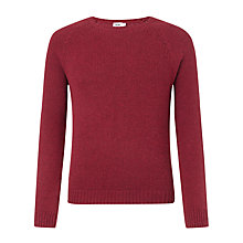 Buy Kin by John Lewis Sporty Raglan Crew Neck Jumper Online at johnlewis.com