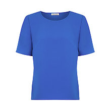 Buy Planet Shell Top, Blue Online at johnlewis.com