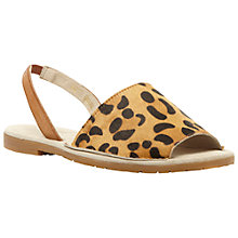 Buy Dune Jolana Leather Sandals Online at johnlewis.com