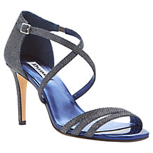 Buy Dune Highlife Strappy Heeled Sandals Online at johnlewis.com