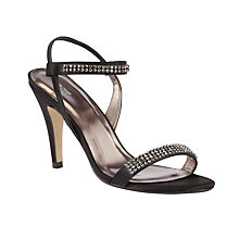 Buy John Lewis Nile Embellished Court Shoes, Black Online at johnlewis.com