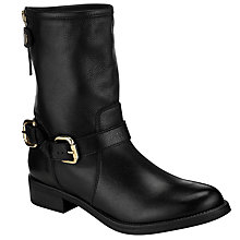 Buy John Lewis Trent Leather Mid Boot Online at johnlewis.com