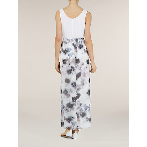 Buy Kaliko Jahan Print Maxi Skirt, Multi Online at johnlewis.com