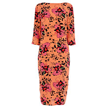 Buy Wishbone Linzi Print Dress, Multi Online at johnlewis.com