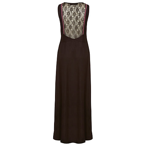 Buy Sugarhill Boutique Mex Maxi Dress, Black Online at johnlewis.com