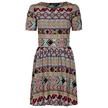Buy Sugarhill Boutique Mex Tex Dress, Multi Online at johnlewis.com