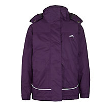 Buy Trespass Children's Tenby Jacket Online at johnlewis.com