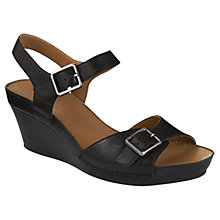 Buy Clarks Rusty Art Sandals Online at johnlewis.com