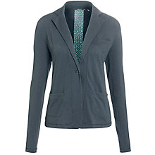 Buy Sandwich Jersey Jacket, Storm Green Online at johnlewis.com