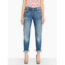 Buy Levi's Boyfriend Jeans, Vintage Blue Online at johnlewis.com