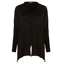 Buy Crea Concept Rib Scoopneck Pullover Online at johnlewis.com