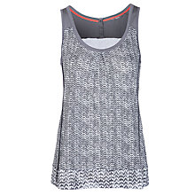 Buy Sandwich Ikat Print Vest, Stone Grey Online at johnlewis.com