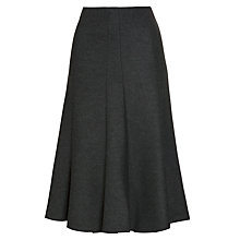 Buy Tara Jarmon Flared Skirt, Slate Online at johnlewis.com
