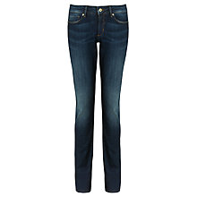 Buy BOSS Orange Lessunta Slim Jeans, Navy Online at johnlewis.com