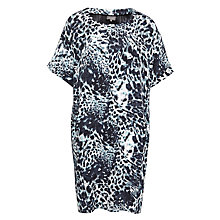 Buy Ghost Animal Print Dress, Savannah Animal Online at johnlewis.com