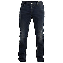 Buy Selected Homme Two Dean Slim Jeans, Dark Blue Online at johnlewis.com