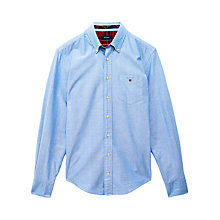 Buy Gant Cotton Solid Oxford Shirt Online at johnlewis.com