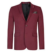 Buy Ted Baker Statrek Cotton Blazer Online at johnlewis.com