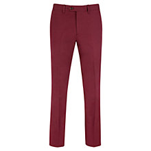 Buy Ted Baker Statro Linen Blend Trousers Online at johnlewis.com