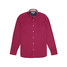 Buy Ted Baker Roberto Dash Weave Shirt Online at johnlewis.com