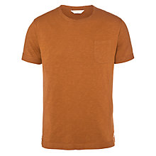 Buy Selected Homme Bogens Pocket T-Shirt Online at johnlewis.com