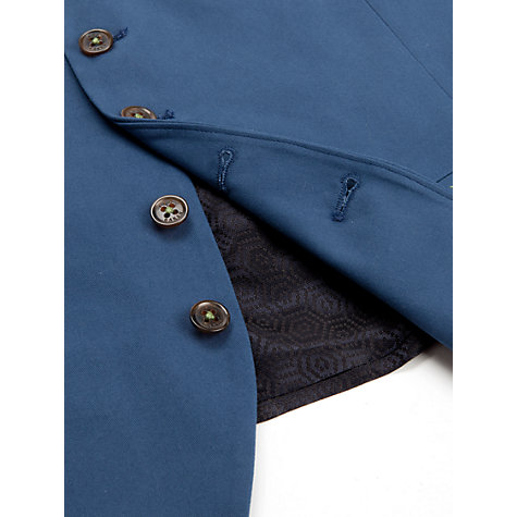 Buy Ted Baker Stawai Cotton Waistcoat Online at johnlewis.com