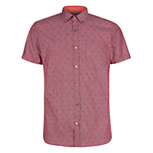 Buy Ted Baker Ripitup Floral Print Shirt Online at johnlewis.com