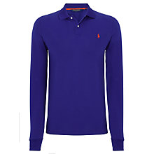 Buy Polo Golf by Ralph Lauren Polo Shirt, Blue Online at johnlewis.com