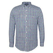 Buy Gant East Cotton Gingham Shirt Online at johnlewis.com