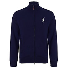 Buy Polo Golf by Ralph Lauren Zip Mock Cardigan Online at johnlewis.com