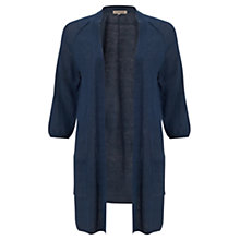 Buy Jigsaw Patch Pocket Open Cardigan Online at johnlewis.com