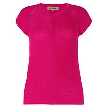 Buy Jigsaw Seam Detail Raglan Jumper Online at johnlewis.com