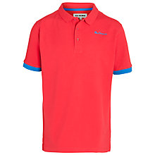 Buy Ben Sherman Boys' Short Sleeve Polo Shirt Online at johnlewis.com