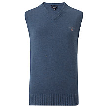 Buy Gant Boys' Knitted Tank Top Online at johnlewis.com